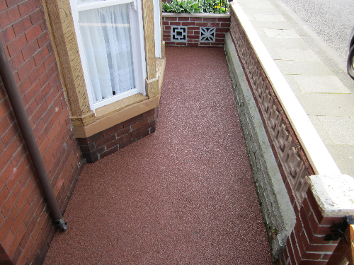 Resin bound surfacing Sunderland Tyne and Wear