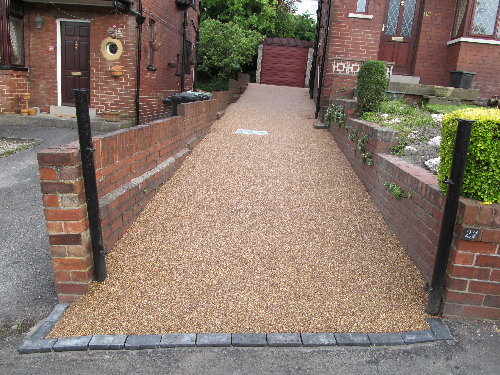 Resin Flooring Paving Driveways Whitley Bay Tyne Wear