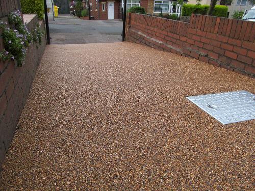 Resin Bound Aggregate Driveways Whitley Bay Tyne Wear