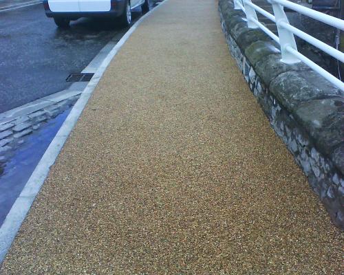 Resin Pavements paving driveways Newcastle Upon Tyne