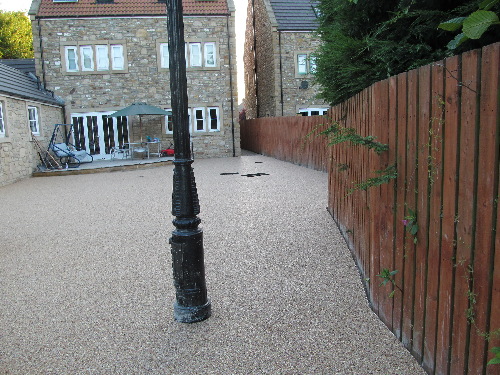 Newcastle Upon Tyne Exterior Resin Surfaces