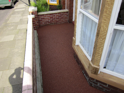 Resin bonded gravel Sunderland Tyne and Wear