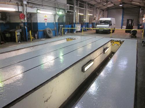 Resin floor coatings Darlington County Durham