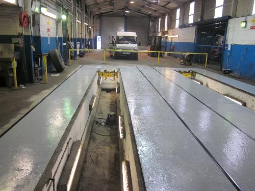 Garage resin flooring Darlington County Durham