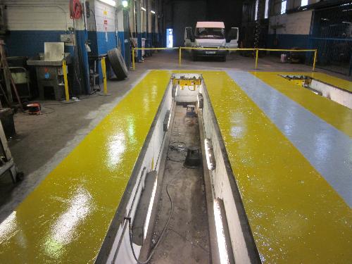 Protective floor coatings Darlington County Durham