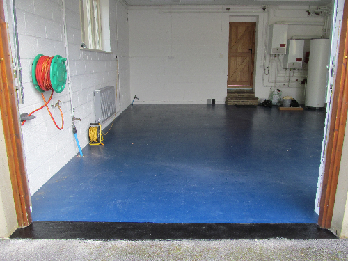 Resin floor surfaces Leeds West Yorkshire
