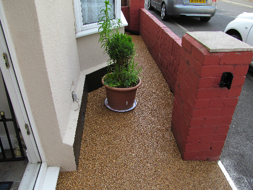 Newcastle Upon Tyne Resin Bonded paving and Driveways