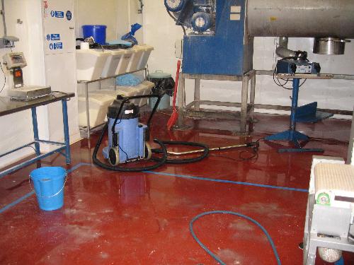 Hygienic Heavy Duty Polyurethane Flooring County Durham