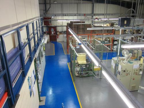 Resin floor coatings paints concrete repairs North East