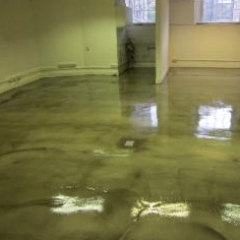 Clear polyurethane concrete floor sealers North East