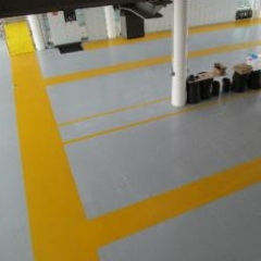 Epoxy resin coatings painting flooring Sunderland