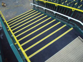 Anti slip surfacing slip resistant flooring North East