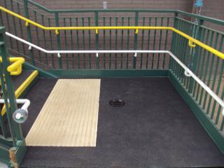 Slip resistant coatings anti slip surfaces North East