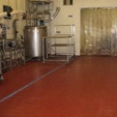 Heavy duty industrial polyurethane flooring North East