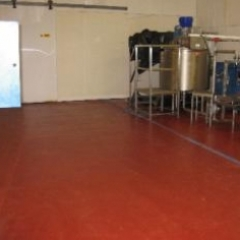Seamless heavy duty industrial resin floors North East