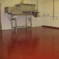 Industrial polyurethane resin floor screeds North East