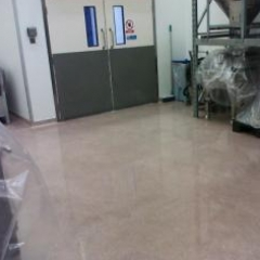 North East Epoxy Resin Floor Screeds County Durham
