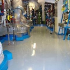 Polyurethane flooring North East England