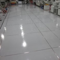 Anti Static resin flooring TRW Peterlee County Durham