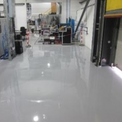 Concrete floor coatings Sunderland Tyne and Wear