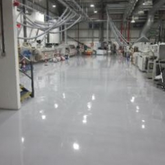 Concrete floor coatings Newcastle Upon Tyne