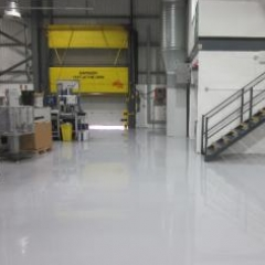 Concrete floor coatings North East England