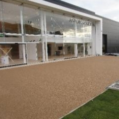 Resin Bound Exteriors Newcastle Upon Tyne