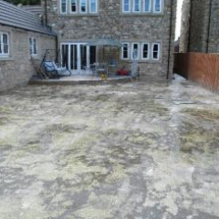 resin bound paving durham