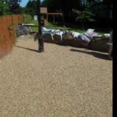 Resin bound surfacing Tynemouth Tyne and Wear domestic