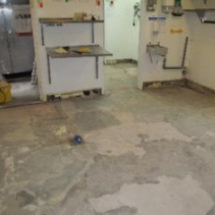 Commercial kitchen flooring Northumberland