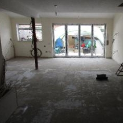 Domestic floor screeding North East of England