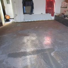 Dust free concrete grinding Crook County Durham