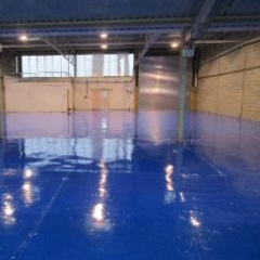 Workshop Floor Coatings Newton Aycliffe County Durham
