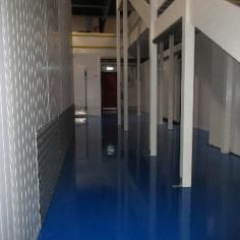Hygienic Epoxy Floor Coatings North East England