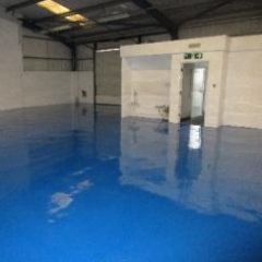 Concrete Floor Painting Horden County Durham