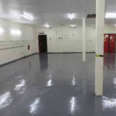 Factory Floor Coatings County Durham North East England