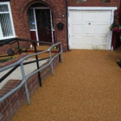Resin drives Northumberland resin driveways domestic