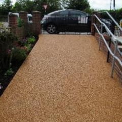 Resin exteriors bonded surfaces surfacing Sunderland