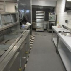 Hygienic Fish Shop Floors North East England