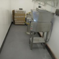 Seamless Fish Shop Floors North East England