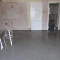 Cementitious Floor Screed Installation Hartlepool