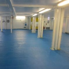 Food Grade Industrial Flooring Seaham County Durham