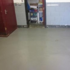 Food grade floor coverings surfaces North East England