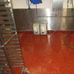 Seamless Industrial Resin Flooring North East England