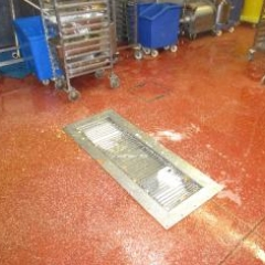 Heavy Duty Food Safe Flooring North East England