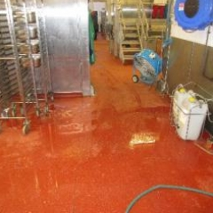 Seamless Polyurethane Resin Floors North East England