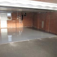 Epoxy Garage Floor Coatings Cramlington Northumberland
