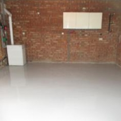 High Gloss Garage Flooring Stokesley North Yorkshire
