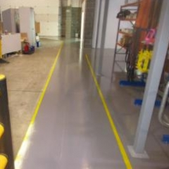 Warehouse Floor Painting Gateshead Tyne and Wear