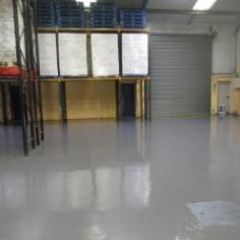 Warehouse Floor Painting Middlesbrough Cleveland